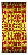 Abstract Series 9 Beach Towel