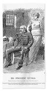 Alfred Dreyfus (1859-1935) Beach Sheet