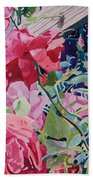 American Beauty Beach Towel