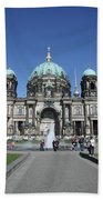 Berliner Dom Beach Towel