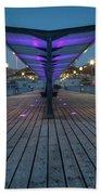 Bournemouth Pier Beach Towel