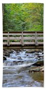 Bridge To Paradise Beach Towel