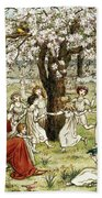 Browning: Pied Piper Beach Towel