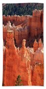 Bryce Canyon Red Rock Beach Towel