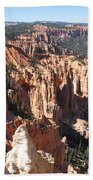 Bryce Canyon Overlook Beach Towel