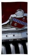 Buick 56c Super Classic Beach Towel
