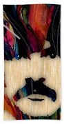 Burton Cummings Collection Beach Towel