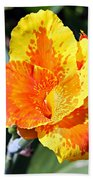 Cannas Beach Towel