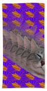 Cat Trip Pop 002 Limited Beach Towel