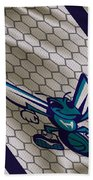 Charlotte Hornets Uniform Beach Towel