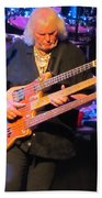 Chris Squire Of Yes Beach Towel