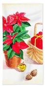 Christmas  Beach Towel