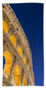 Colosseum Beach Towel