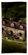 Country House In Bakewell Town Peak District - England Beach Towel