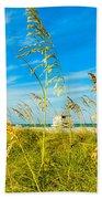 Crandon Park Beach Beach Towel