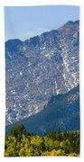 Crystal Creek Autumn Beach Towel