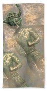 Cyprus Gods Of Trade. Beach Towel