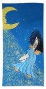 Dancing On Moonbeams Beach Towel