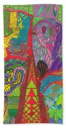Dragon Tree Beach Towel