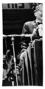Elijah Muhammad (1897-1975) Beach Towel