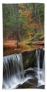 Enders Falls Beach Towel
