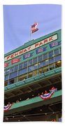 Fenway's 100th Beach Towel