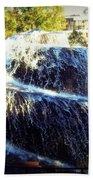 Finlay Park Fountain 3 Beach Towel