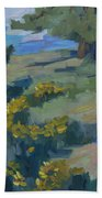 Flowering Meadow Beach Towel