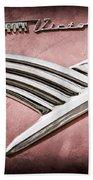 Ford Crown Victoria Emblem Beach Towel