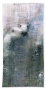 Forty Shades Of Grey Beach Towel