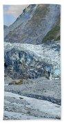 Fox Glacier Beach Towel