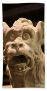 Gargoyle Beach Towel