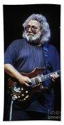 Grateful Dead - Jerry Garcia Beach Towel