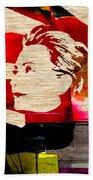 Hillary Clinton Beach Towel