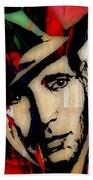 Humphrey Bogart Collection Beach Towel