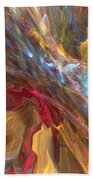 If Blessings Were Colors Beach Towel