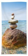 In Balance Beach Towel