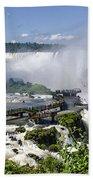 Iquazu Falls - South America Beach Towel