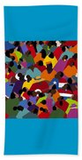 Juneteenth Beach Towel
