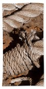 Knotted Beach Towel