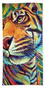 Le Tigre Beach Towel
