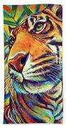 Le Tigre Beach Towel