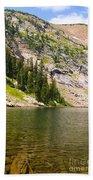 Lower Crater Lake Beach Towel