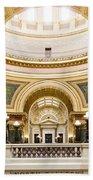 Madison Capitol Beach Towel