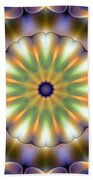 Mandala 105 Beach Towel