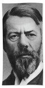 Max Weber (1864-1920) Beach Sheet