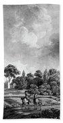 Mount Vernon, 1798 Beach Towel