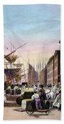 New York City, C1820 Beach Sheet