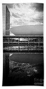 Oscar Niemeyer Architecture- Brazil Beach Towel