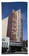 Paramount Theatre Oakland California Beach Towel